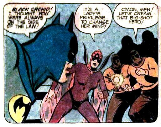 Black Orchid (Super Friends)