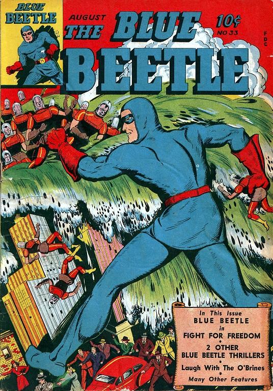 Blue Beetle Vol 1 33