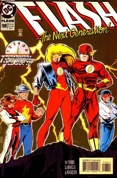 The Flash Vol 2 98
