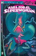 Future State Kara Zor-El, Superwoman Vol 1 2