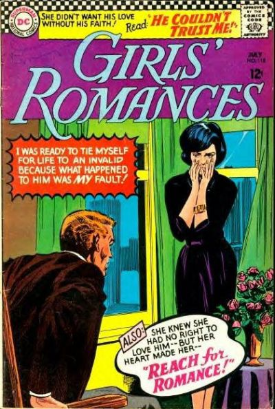 Girls' Romances Vol 1 118
