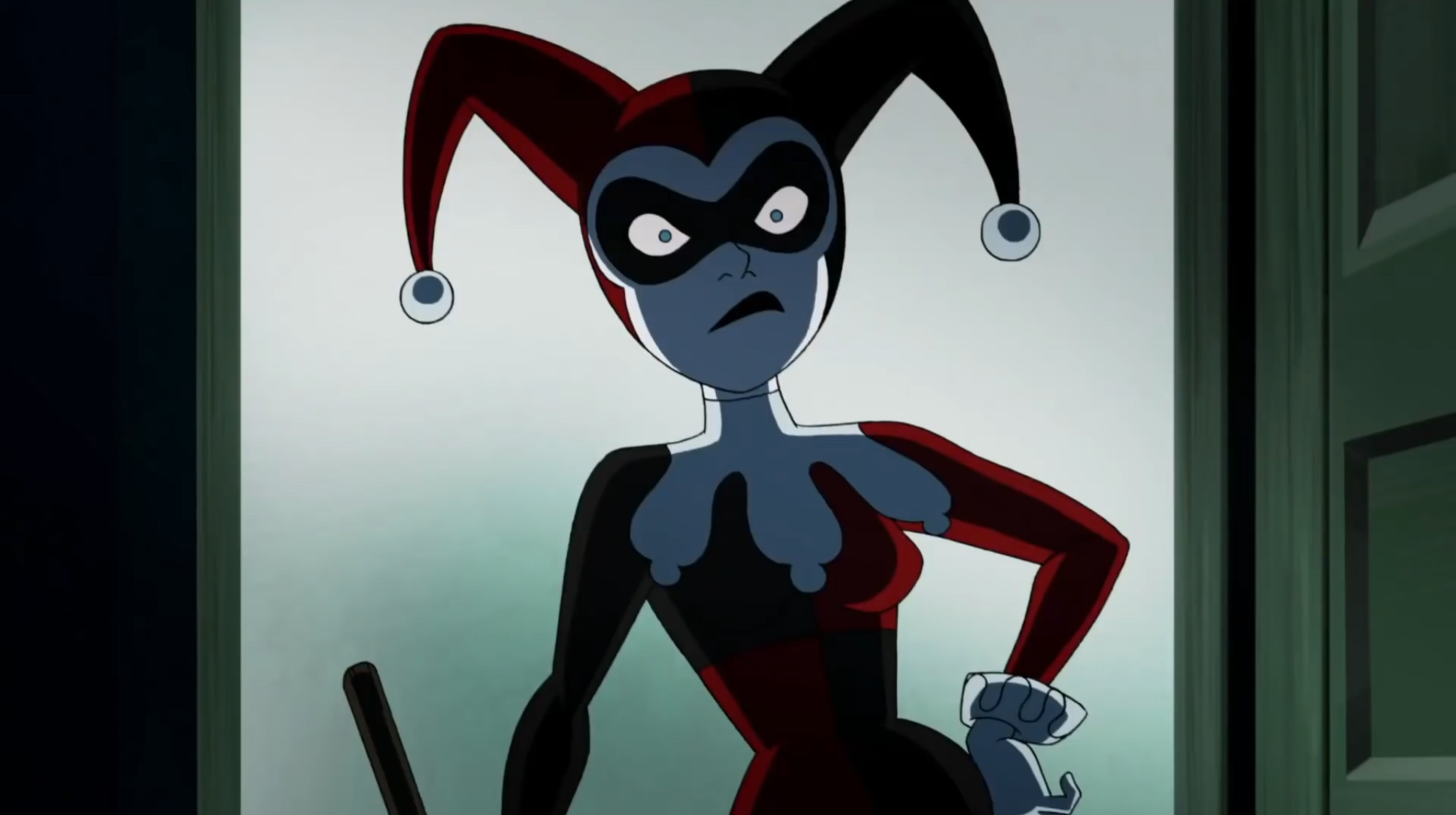 Harleen Quinzel (Batman vs. TMNT)