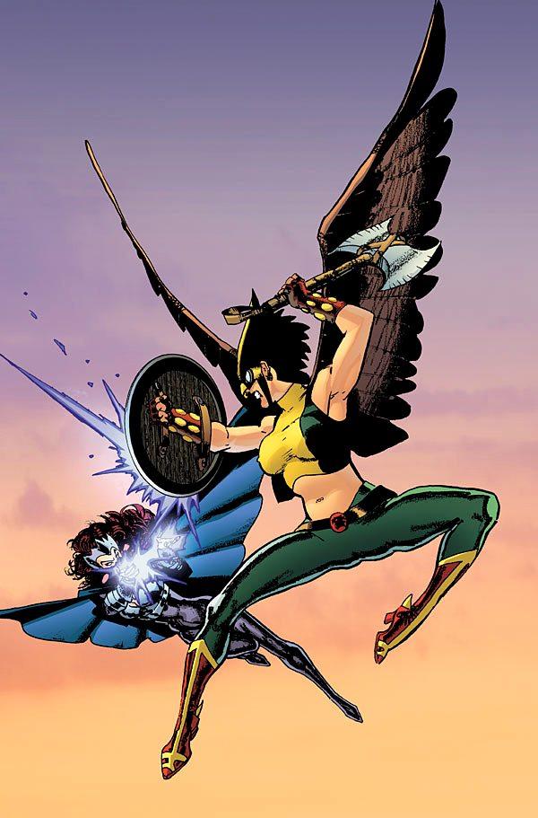 Hawkgirl Vol 1 59