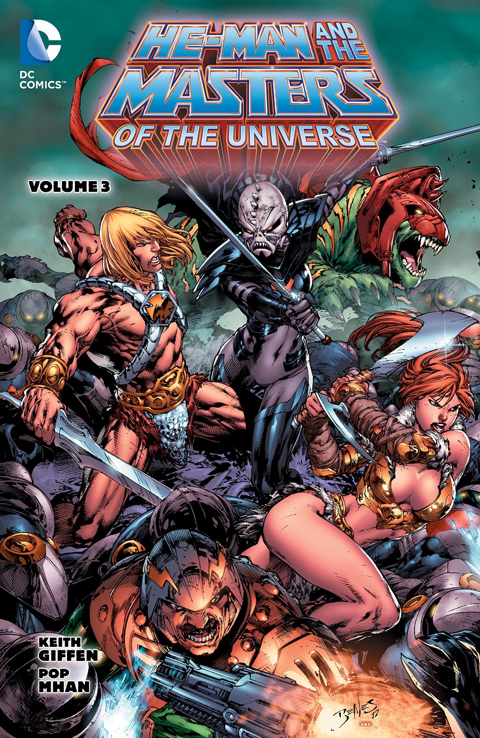 He-Man and the Masters of the Universe Vol. 3 (Collected)