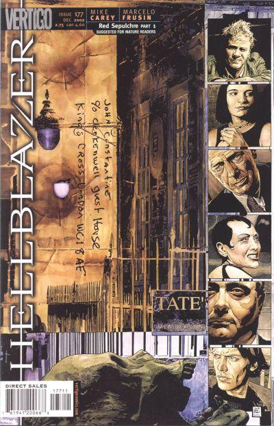 Hellblazer Vol 1 177