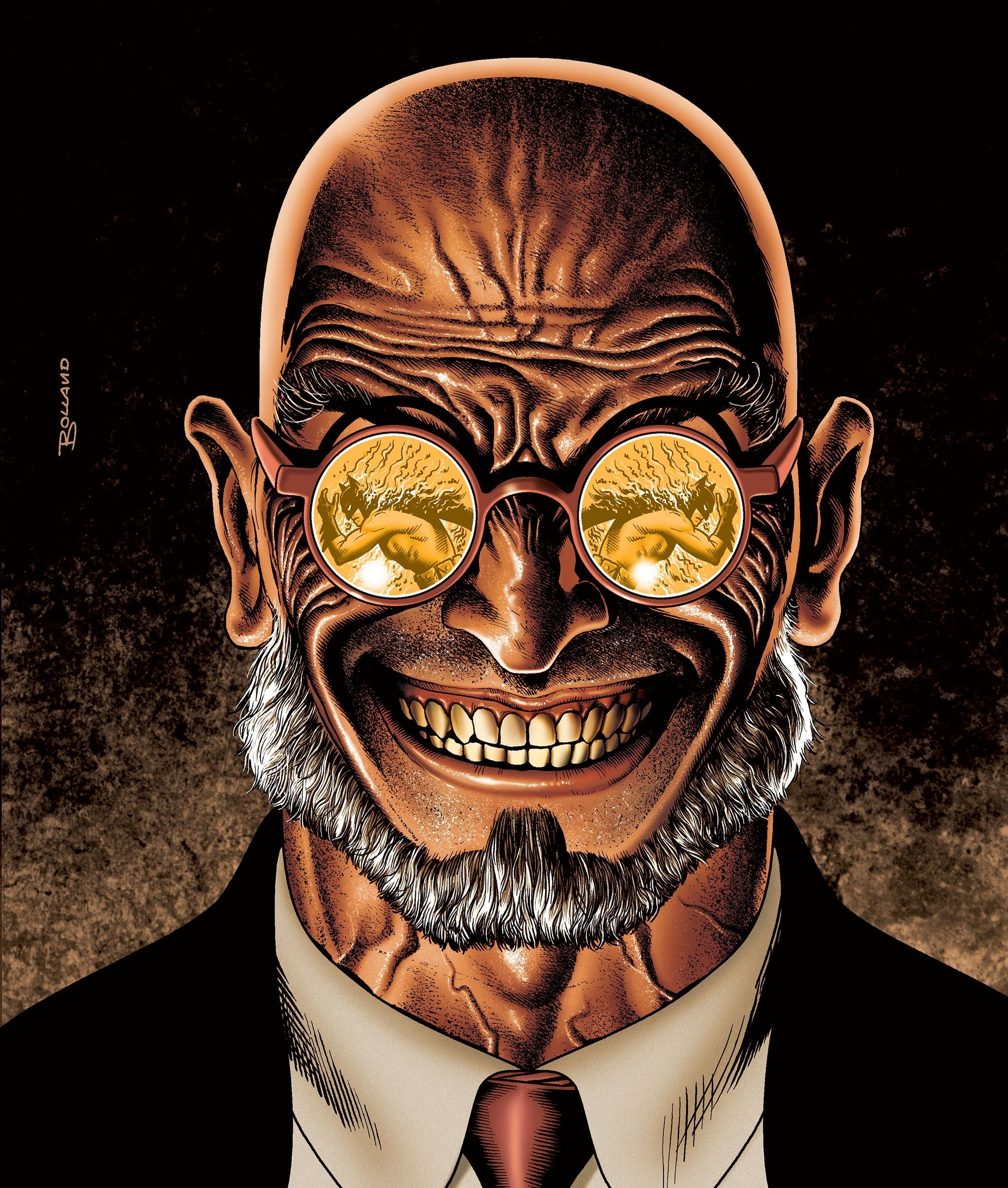 Hugo Strange (New Earth)