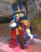 James Craddock Lego Batman 0001