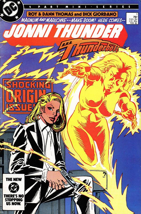Jonni Thunder Vol 1
