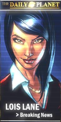 Lois Lane (DC Universe Online)