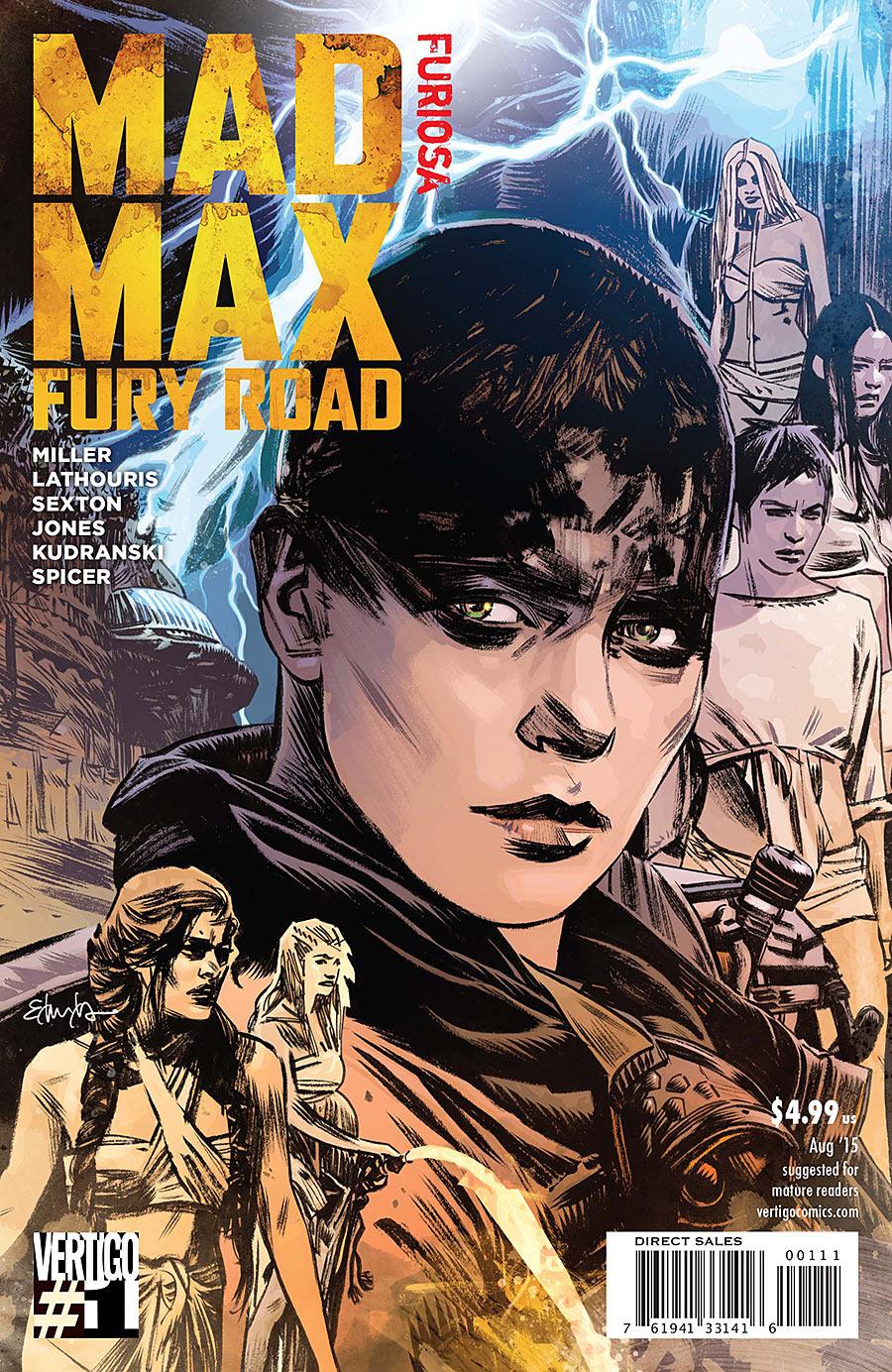 Mad Max: Fury Road - Furiosa Vol 1 1