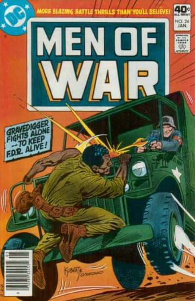 Men of War Vol 1 24