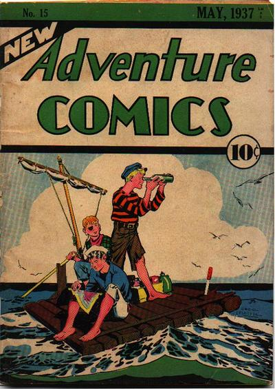 New Adventure Comics Vol 1 15