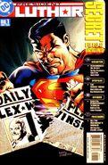 President Luthor Secret Files Vol 1 1