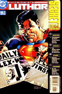 President Luthor Secret Files Vol 1 1.jpg