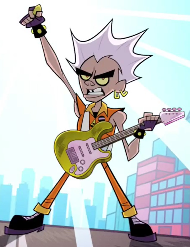 Punk Rocket (Teen Titans TV Series)