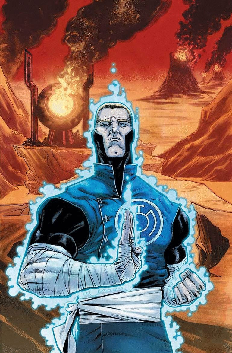 Guy Gardner (Futures End)
