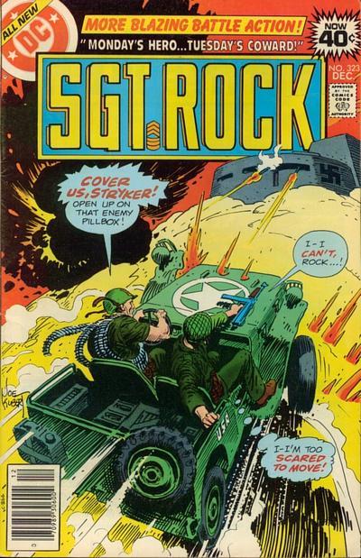 Sgt. Rock Vol 1 323