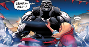 Solomon Grundy Wonder Woman TV Series 0001