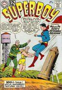 Superboy Vol 1 100