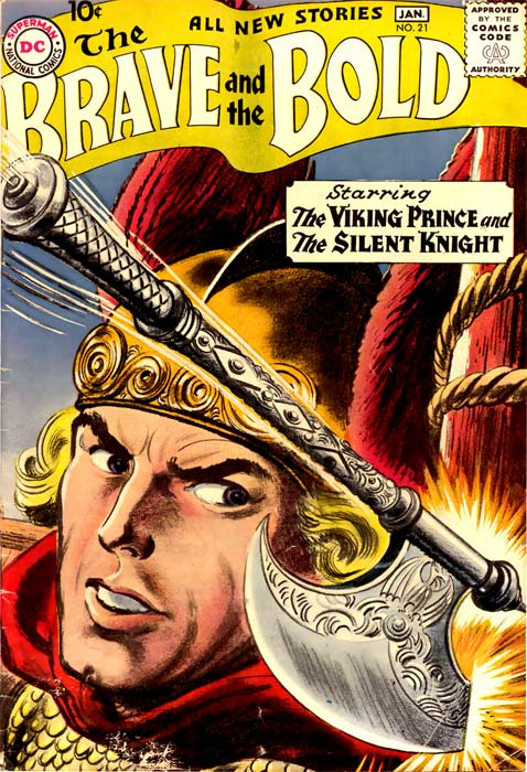 The Brave and the Bold Vol 1 21