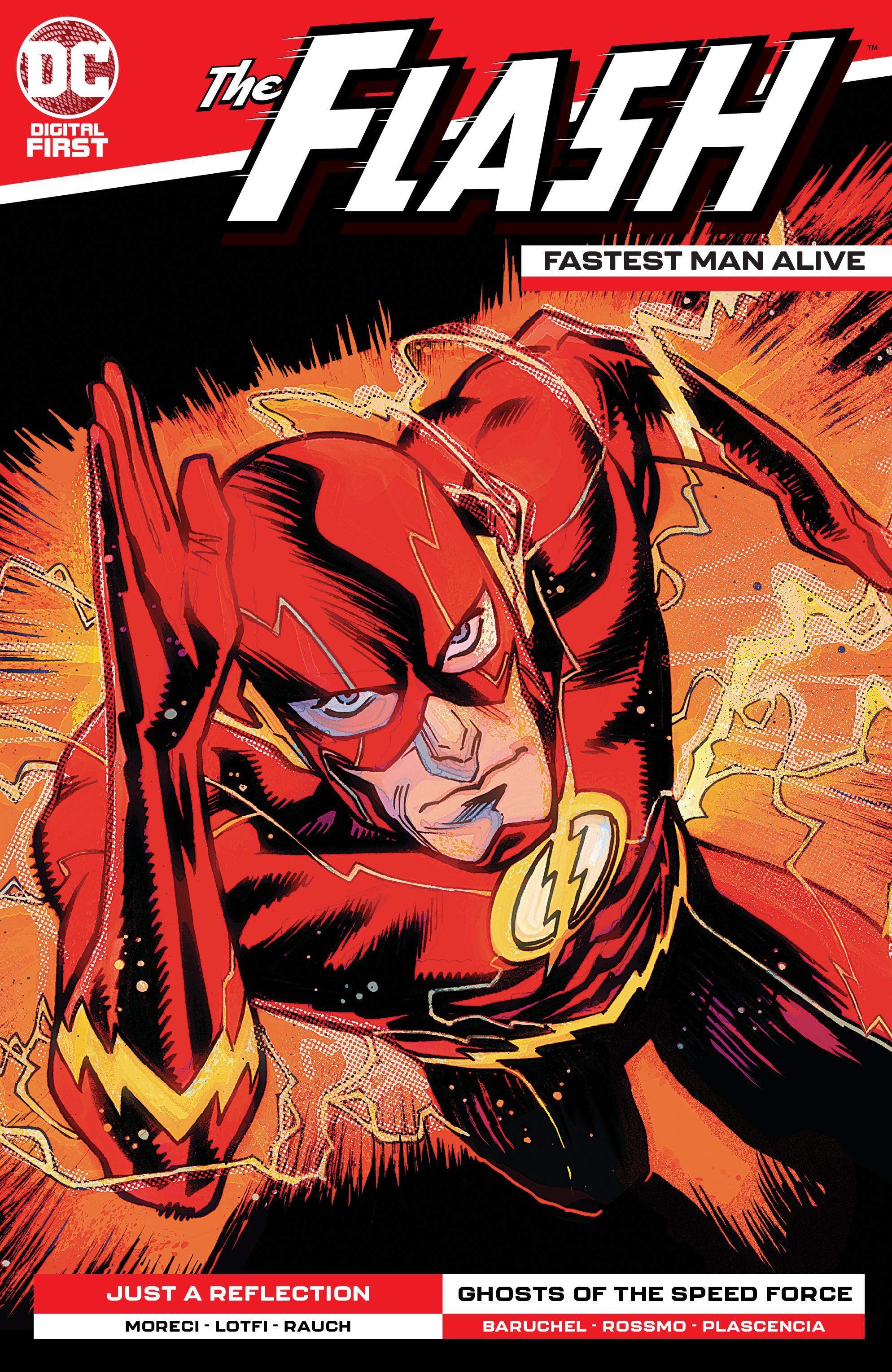 The Flash: Fastest Man Alive Vol 1 9 (Digital)