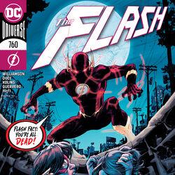 The Flash Vol 1 760