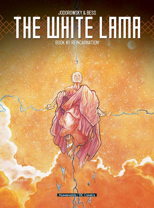 The White Lama Vol 1 1