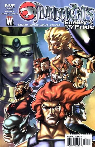 Thundercats: Enemy's Pride Vol 1 5
