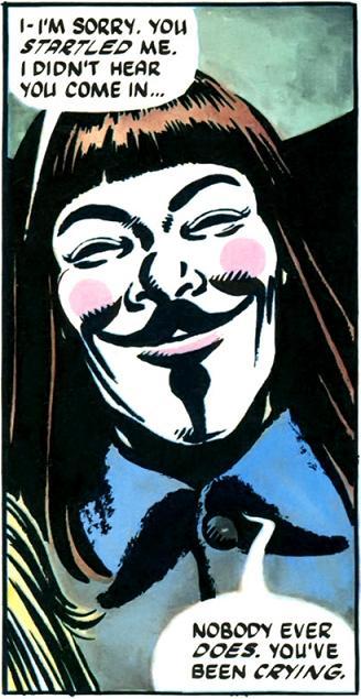 V (V for Vendetta)