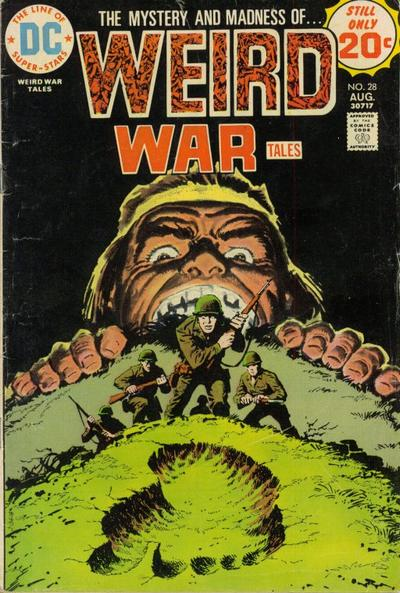 Weird War Tales Vol 1 28
