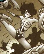 Wonder Woman Superboy's Legion 001