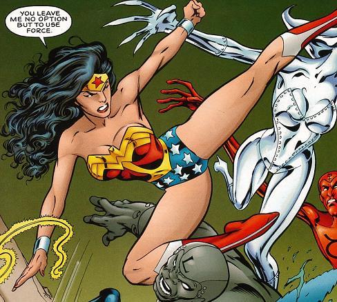 Diana of Themyscira (The Nail)