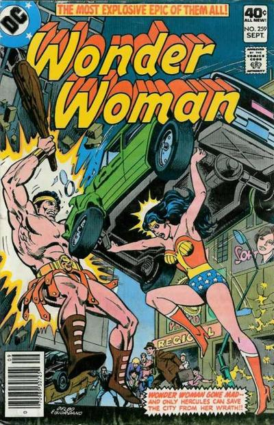 Wonder Woman Vol 1 259
