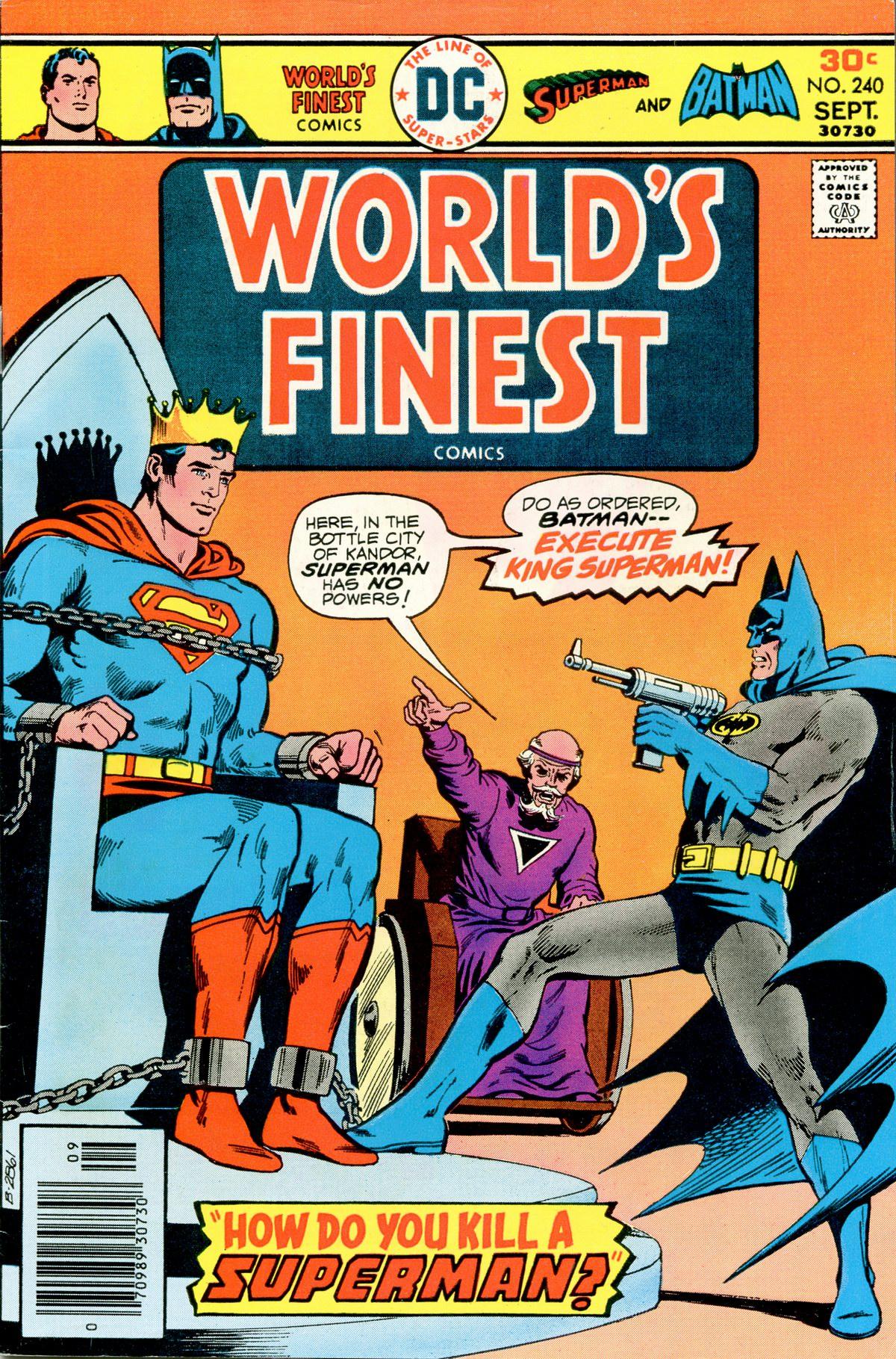 World's Finest Vol 1 240