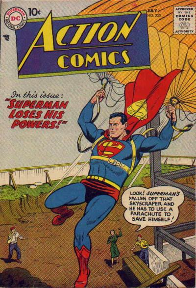 Action Comics Vol 1 230