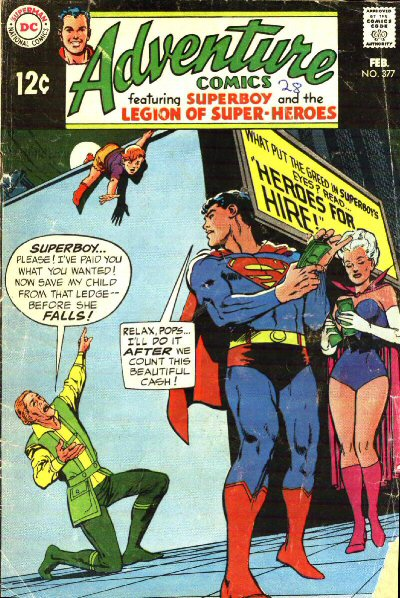 Adventure Comics Vol 1 377