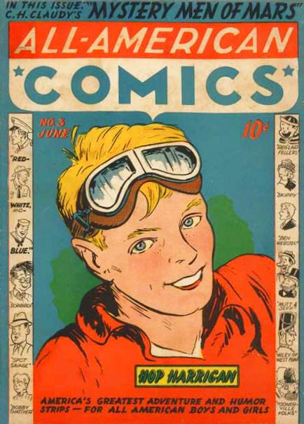 All-American Comics Vol 1 3