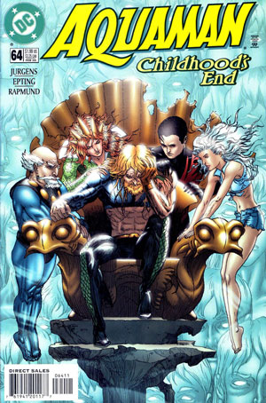 Aquaman Vol 5 64