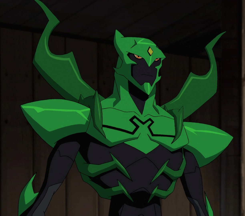 B'arzz O'oomm (Earth-16)