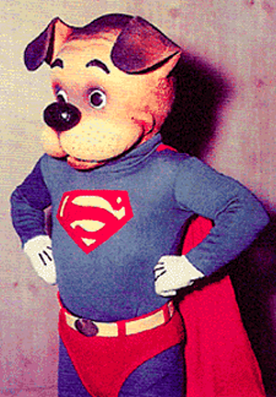 Bark Bent (The Adventures of Super Pup)