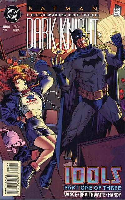 Batman: Legends of the Dark Knight Vol 1 80