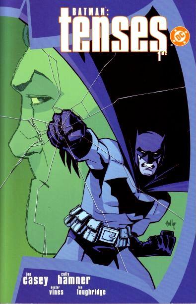 Batman: Tenses Vol 1