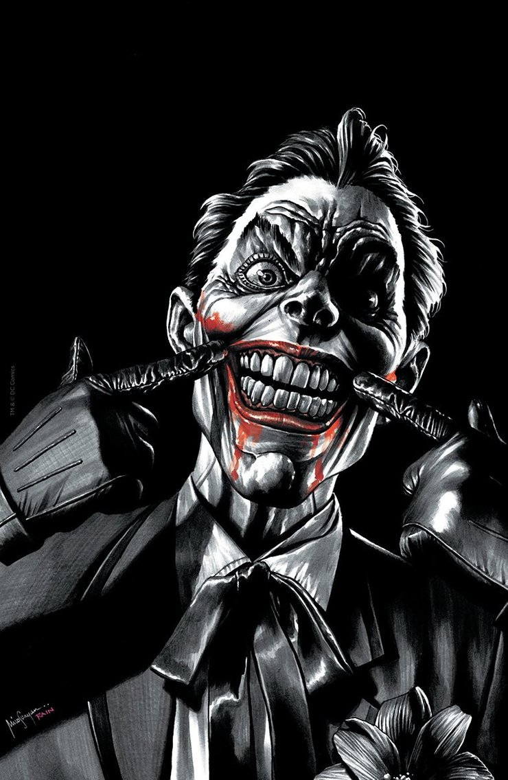 Batman Vol 3 100 Unknown Comics Exclusive Mico Suayan B&W Variant.jpg