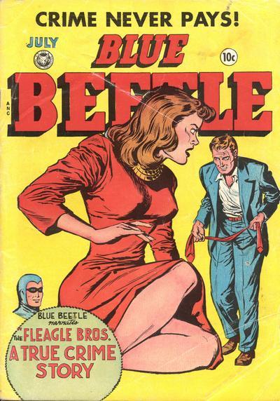 Blue Beetle Vol 1 57