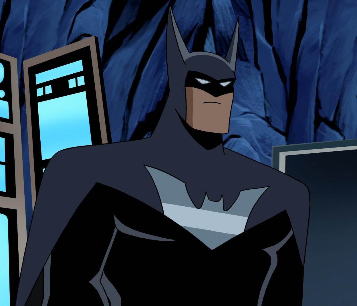 Bruce Wayne (DCAU: A Better World)