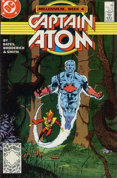 Captain Atom Vol 2 11
