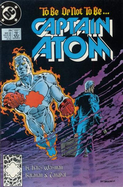 Captain Atom Vol 2 29