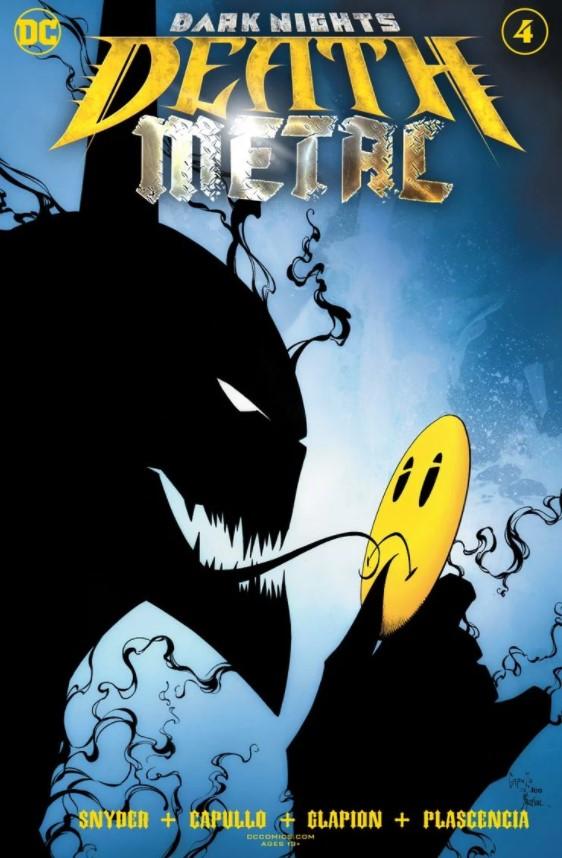 Dark Nights: Death Metal Vol 1 4