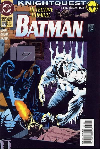 Detective Comics Vol 1 670