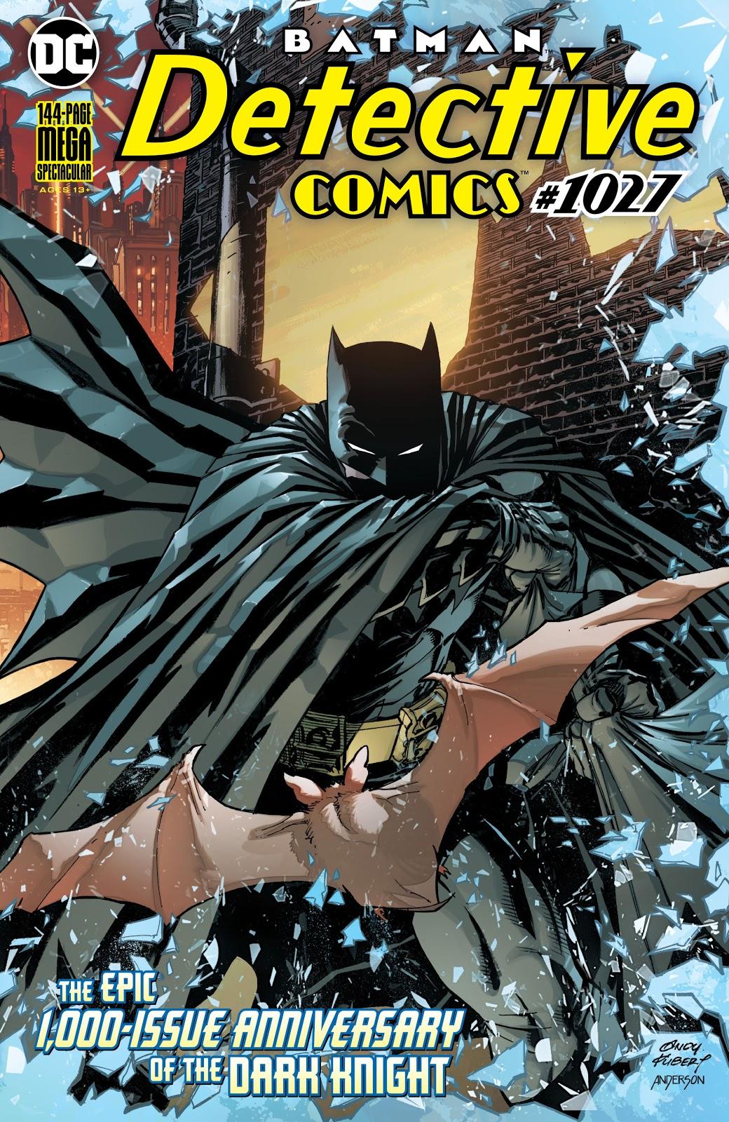 Detective Comics Vol 1 1027